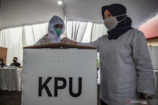 Dinkes Lampung sebut tiga kasus positif merupakan anggota KPPS
