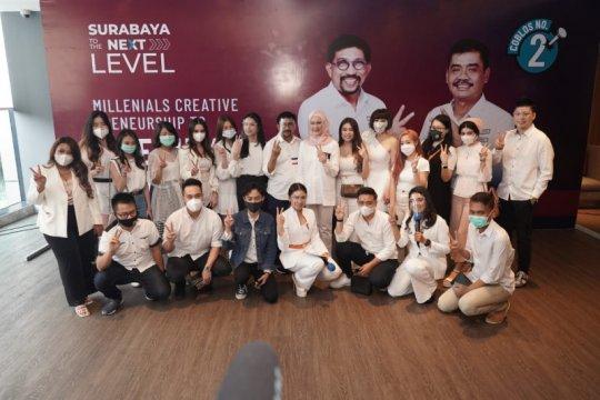 Machfud Arifin siapkan ekosistem bisnis rintisan anak muda di Surabaya