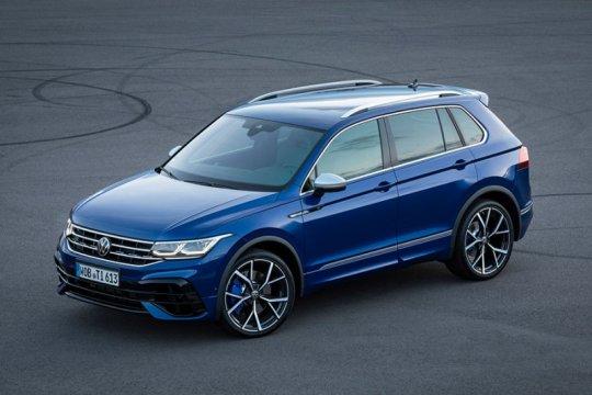 VW Tiguan R sudah bisa dipesan, harga hampir Rp1 miliar