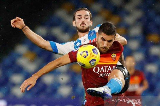 Napoli bungkam AS Roma empat gol tanpa balas