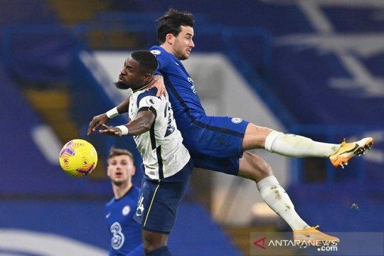 Chelsea kontra Tottenham berakhir skor kacamata di Stamford Bridge