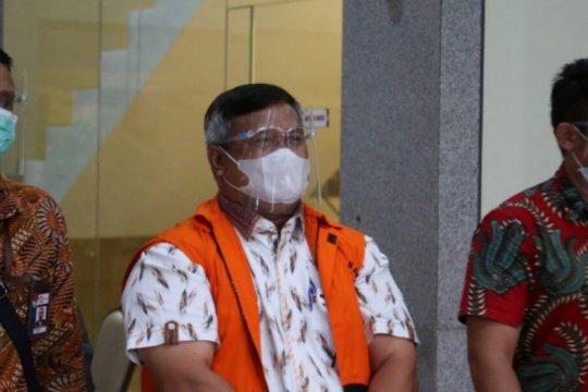 KPK perpanjang penahanan Bupati Labuhanbatu Utara