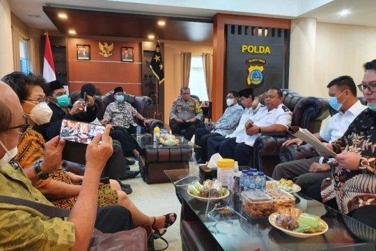 Organisasi keagamaan minta TNI-Polri tuntaskan kasus kekerasan di Sigi