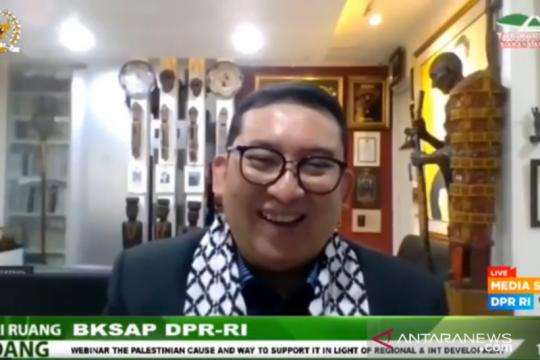 Ketua BKSAP DPR RI sampaikan Palestina perlu diberi dukungan politik