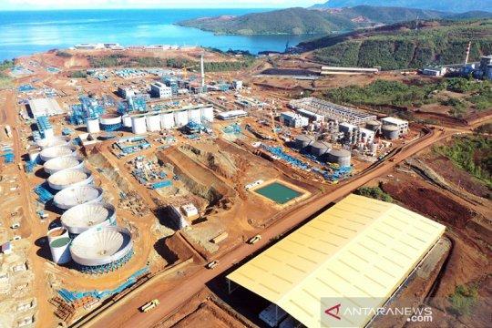 Kawasan Industry Pulau Obi naik status