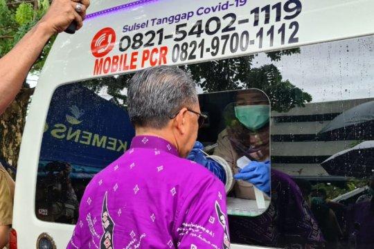 Diklaim pertama di Indonesia, Sulsel luncurkan tes usap masif  guru