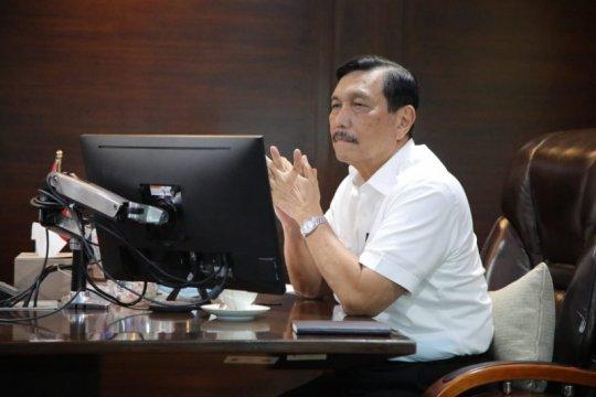 Luhut akui Indonesia negara paling kompleks untuk berbisnis