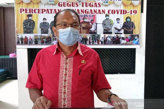 Positif COVID-19 Kota Sorong naik 2.308 kasus setelah ada 64 tambahan