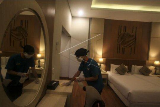 Ingat! Hotel-restoran DIY perketat protokol kesehatan sambut liburan