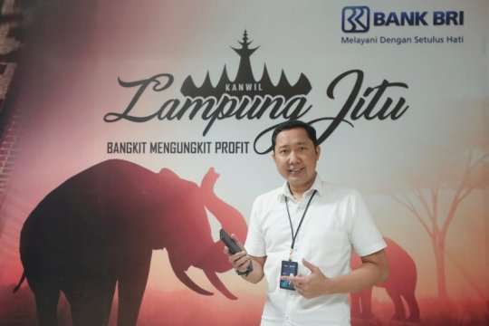 BRI salurkan bantuan Rp1,1 miliar penanganan COVID-19 di Lampung