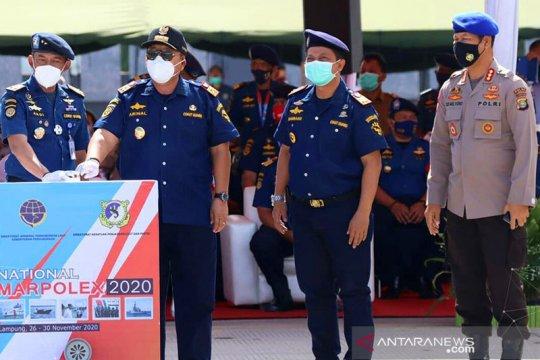 300 personel ikuti latihan nasional penanggulangan tumpahan minyak