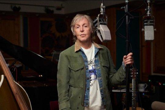 Paul McCartney mengaku suka BTS