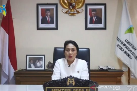 Menteri PPPA: Perempuan kekuatan bangsa hadapi pandemi COVID-19