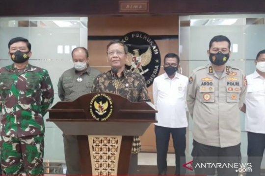 Pemerintah perintahkan aparat perketat pengamanan dari terorisme