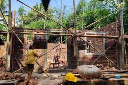 Kementerian PUPR: Padat karya bedah rumah serap 287 ribu tenaga kerja