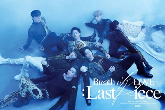 "GOT7 dan makna di balik album ""Breath of Love: Last Piece"""