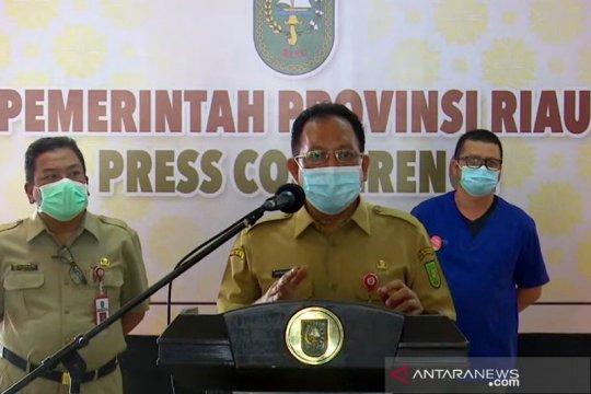 Riau antisipasi klaster perkantoran karena ratusan pegawai terinfeksi