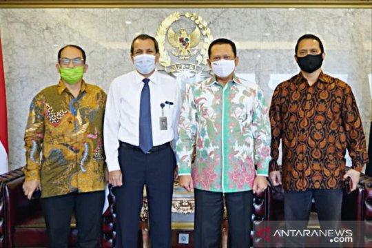 MPR-KPK diskusi minimalisir potensi korupsi di dunia usaha
