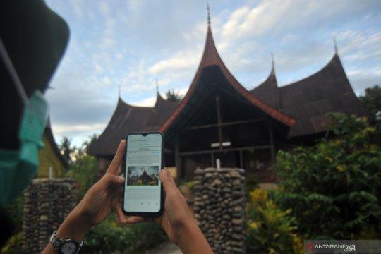 Upaya mendigitalisasi Kampung Adat Sijunjung