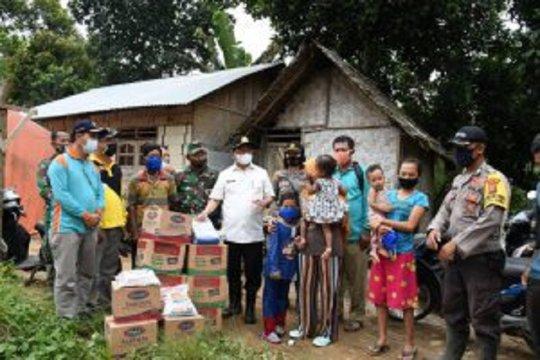 Ribuan hektare lahan pertanian di Serdang Bedagai terendam banjir