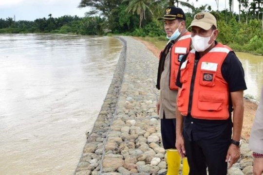 Banjir di Tebing Tinggi-Sumut rendam 6.663 rumah warga