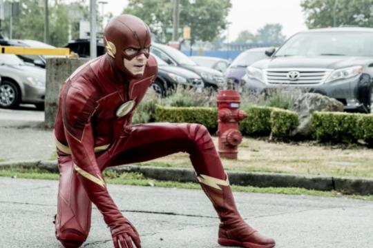 """The Flash"" tunda proses syuting karena COVID-19"