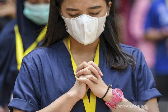 Pasien COVID-19 dirawat inap di Wisma Atlet bertambah 112 orang