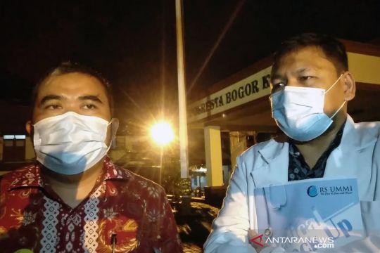 Dirut RS Ummi jalani pemeriksaan di Mapolresta Kota Bogor