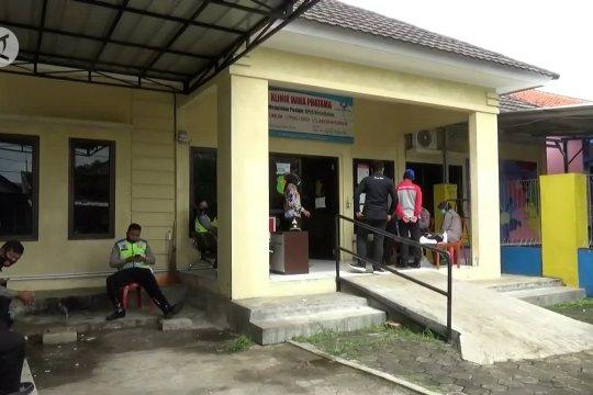 800 anggota Polres Pandeglang jalani uji usap