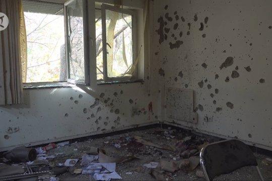 Afghanistan nyatakan hari berkabung nasional pascaserangan teroris di Universitas Kabul