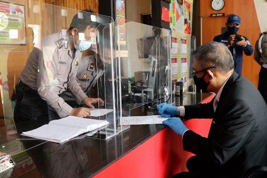 Akibat perkataan tidak menyenangkan, Gubernur Kalbar laporkan mahasiswa ke polisi