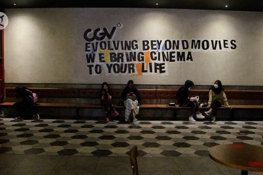 Bioskop di Palembang kembali beroperasi dengan protokol kesehatan