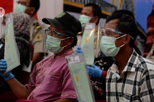 Mulai 2020, Riau dapat tambahan jatah sertifikat gratis