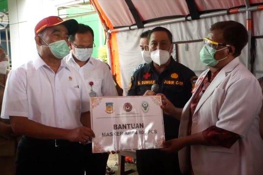 Pemerintah akan sediakanmesin PCR di RSUD Jayapura