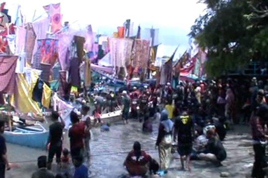 Pandemi COVID-19, perayaan Maudu Lompoa tetap digelar di Takalar