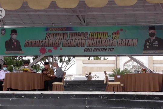 Pjs Gubernur Kepri tegur Pemkot Batam soal penanganan COVID-19