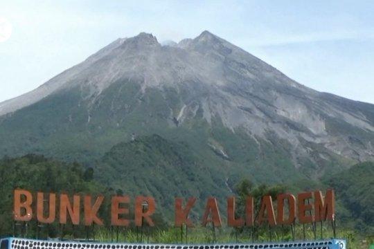 Seluruh obyek wisata di radius 5 km dari puncak  Merapi ditutup