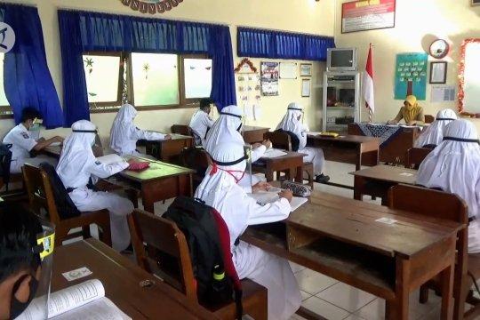 SMP di Magetan mulai KBM secara tatap muka