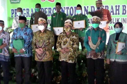 Wamenag luncurkan Desa Binaan Bimas Islam di Papua