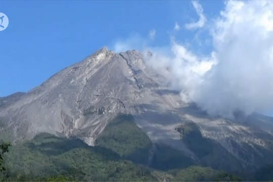 BMKG sebut peningkatan aktivitas vulkanik Merapi pengaruhi cuaca lokal
