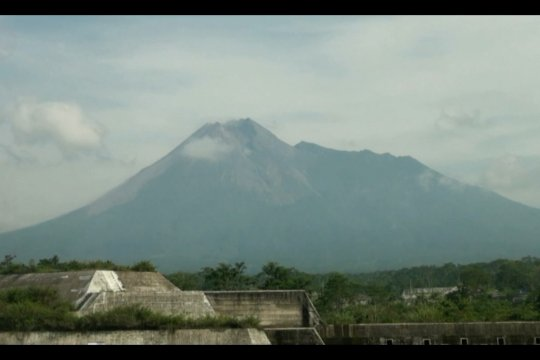 BPPTKG Yogyakarta perkirakan erupsi Merapi seperti saat 2006