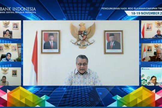 Bank Indonesia pangkas suku bunga acuan jadi 3,75 persen
