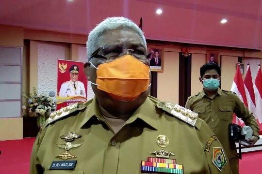 Gubernur Sultralarang paslon sosialisasi jika tak disiplin prokes