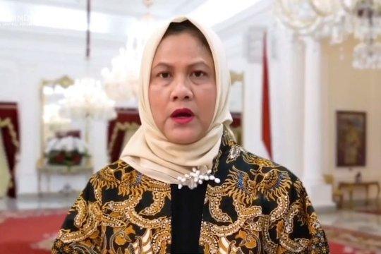 Iriana Jokowi dorong milenial kembangkan digitalisasi UMKM