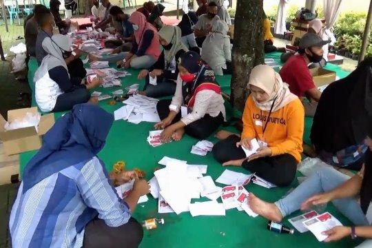 KPU Targetkan sortir surat suara selesai dalam dua hari