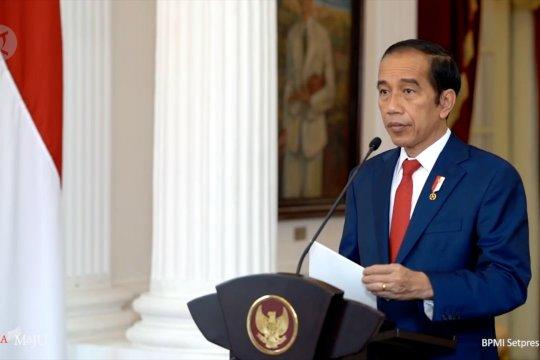 Presiden Jokowi ingatkan bahaya transaksi keuangan digital