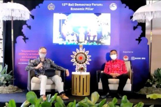 Pemberdayaan UMKM jadi fokus utama Bali Democracy Forum 2020