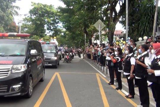 ASN meninggal akibat COVID-19, Bappeda Ambon disterilkan
