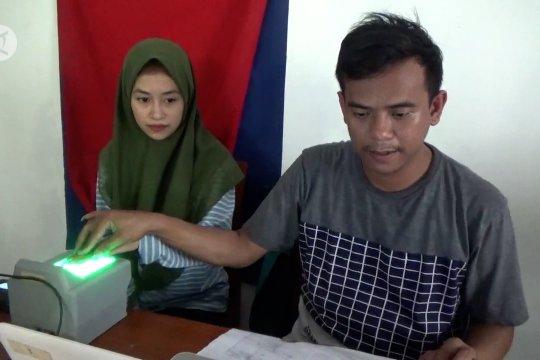 KPU Pandeglang dorong penyegeraan perekaman KTP elektronik