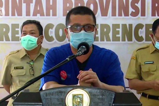 Pasien sembuh COVID-19 Riau capai 17.429 orang